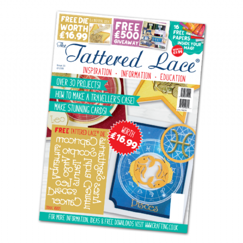 Tattered Lace Magazine - Issue 33